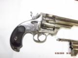 Merwin & Hulbert 4th Model Double Action 2 barrel set - 7 of 15