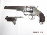 Merwin & Hulbert 4th Model Double Action 2 barrel set - 3 of 15