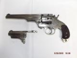 Merwin & Hulbert 4th Model Double Action 2 barrel set - 1 of 15