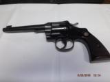 Colt Officers Model Target 38 Spl - 2 of 19