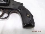Smith & Wesson .38 Safety Hammerless 5th Model - 4 of 15