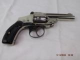 Smith & Wesson .38 Safety Hammerless 4th Model - 2 of 17