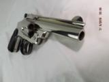 Smith & Wesson .38 Safety Hammerless 4th Model - 8 of 17