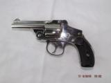 Smith & Wesson .38 Safety Hammerless 4th Model - 3 of 17