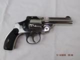 Smith & Wesson .38 Safety Hammerless 4th Model - 4 of 17