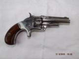 Smith & Wesson Model 1 Third Issue with Rare 2 1/2