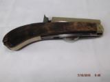 Early James Rogers Combo Knife Pistol - 2 of 12