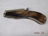 Early James Rogers Combo Knife Pistol - 1 of 12