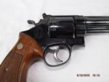 Smith & Wesson Model 27-2 - 3 of 12