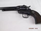 Ruger Old Model Single Six .22 Magnum with extra cylinder - 7 of 18