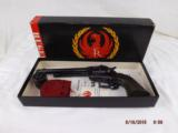 Ruger Old Model Single Six .22 Magnum with extra cylinder - 1 of 18