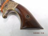 Engraved and Identified American Standard Pocket Revolver - 6 of 20