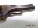 Engraved and Identified American Standard Pocket Revolver - 5 of 20