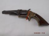 Engraved and Identified American Standard Pocket Revolver - 1 of 20