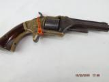 Engraved and Identified American Standard Pocket Revolver - 2 of 20