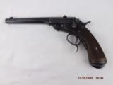 German Single Shot .22 Target pistol - 2 of 15