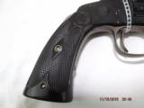 Smith & Wesson 2nd Model Single Shot - 7 of 18