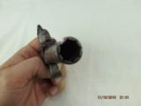 London marked Steel frame Flintlock pistol - 8 of 14