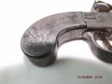 London marked Steel frame Flintlock pistol - 6 of 14