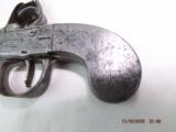 London marked Steel frame Flintlock pistol - 3 of 14