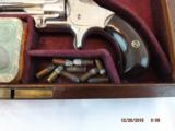 Cased Smith & Wesson Model I-3rd Issue - 6 of 14