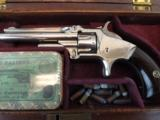 Cased Smith & Wesson Model I-3rd Issue - 5 of 14