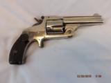 Boxed Smith & Wesson .38 Single action - 7 of 12