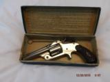 Boxed Smith & Wesson .38 Single action - 1 of 12