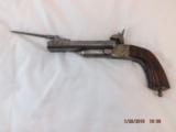 Double Barel Pinfire Pistol With Blade - 1 of 14