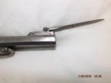 Double Barel Pinfire Pistol With Blade - 8 of 14