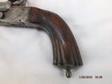 Double Barel Pinfire Pistol With Blade - 3 of 14
