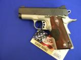 Kimber 1911 Ultra Crimson Carry II w/Laser grips .45 ACP - 1 of 1