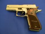Sig Sauer P220 Elite Stainless .45ACP pistol - 1 of 1