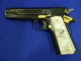 Colt 1911 Limited Edition .38Super - 1 of 4