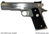 Colt 1911 Gold Cup Trophy Stainless .45ACP