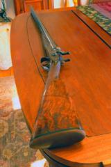 Joseph Lang 12 bore Double Hammergun- 12 of 15