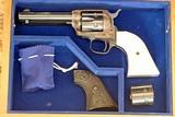 Colt, Peacemaker, .22/.22 magnum