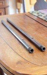 Winchester 1885 original Barrels 38 WCF / 38/40 - 1 of 13
