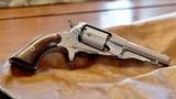1863 remington pocket, .32 rimfire conversion