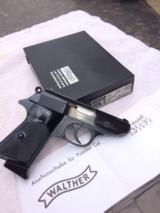 Walther PPK-S .22