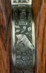 Harry Lawson --- Custom Mauser --- .338 Win. Mag. --- Engraved and Carved by Norbert Triebel - 15 of 15