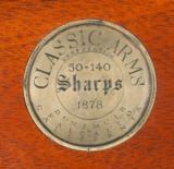 Classic Arms Corporation --- Custom Sharps Borchardt --- .503 1/4