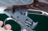 Perugini & Visini --- Maestro Lusso Sideplated Ejector Detachable-Action Shotgun --- 12ga, 2 3/4