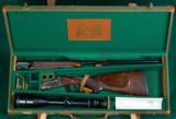 Perugini & Visini --- Boxlock Break-Open Single Shot Rifle --- .270 Winchester - 9 of 10