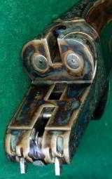 Westley Richards --- Droplock Ejector Two Barrel Set --- .470 Nitro Express & .375 H&H Mag. - 11 of 15