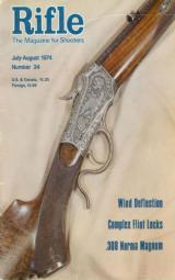 J P Sauer --- Custom Winchester 1885 Low Wall Single Shot Rifle --- .25-21 Stevens - 13 of 13