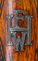 R G Owen, Sauquoit, NY. --- Custom Boxlock Ejector --- 12ga, 2 5/8
