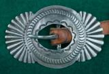 Navajo First Phase Silver Concho Belt - 8 of 13