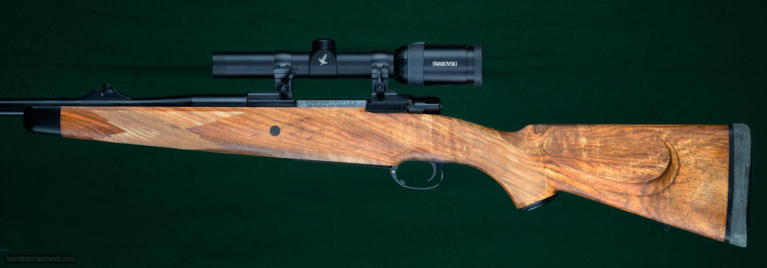 Empire Rifles --- Standard Model Bolt Action with Swarovski