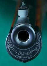 Lenard Brownell --- Custom Full-Stock Mauser --- .284 Win. --- Engraved by Albin Obiltschnig - 10 of 12